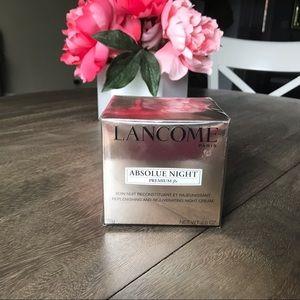 Lancome Absolue Premium Bx Night cream